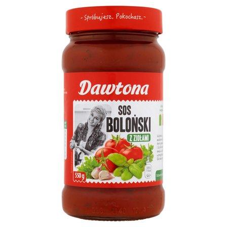DAWTONA Sos boloński z ziołami (2)