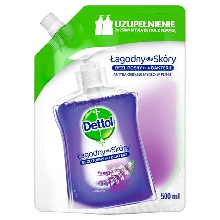 DETTOL Antybakteryjne mydło w płynie zapas ukojenie (1)