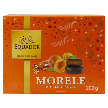 WIODĄCA MARKA Equador Morele w czekoladzie (1)