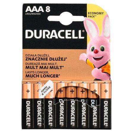 DURACELL AAA 1,5 V/B Bateria alkaliczna (1)