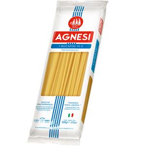 AGNESI Bucatini N°6 Makaron spaghetti (1)