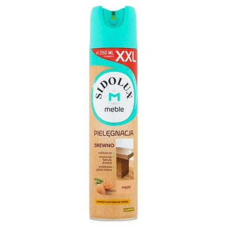 SIDOLUX M Aerozol pielęgnacja i nabłyszczanie Migdał (1)