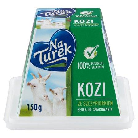 NaTurek Kozi serek do smarowania ze szczypiorkiem (1)