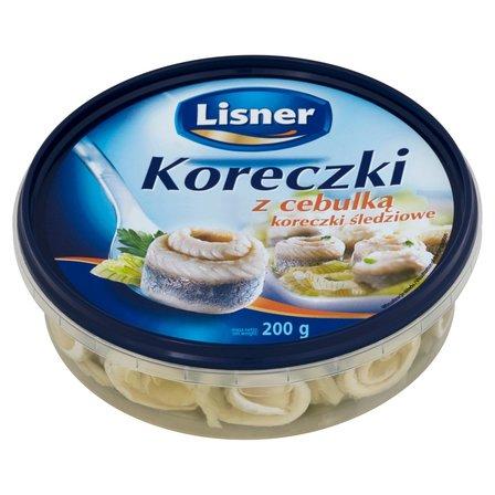 LISNER Koreczki śledziowe z cebulką (1)