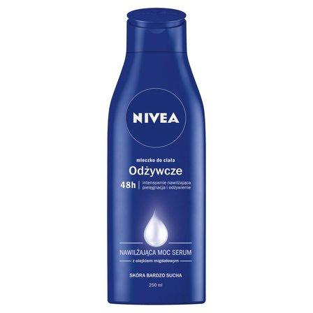 NIVEA Odżywcze mleczko do ciała skóra sucha i bardzo sucha (1)