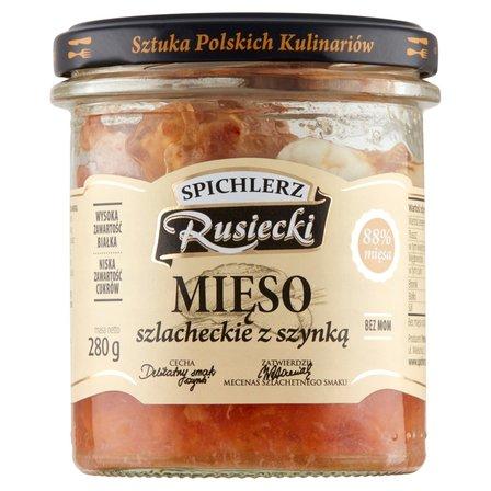 SPICHLERZ RUSIECKI Mięso szlacheckie z szynką (2)