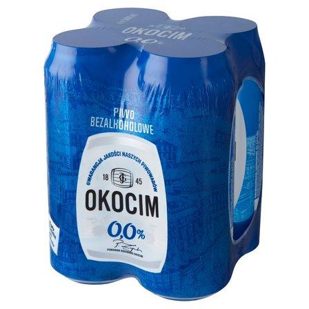 OKOCIM Piwo bezalkoholowe (4x500ml) (1)