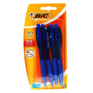 BIC Długopis automatyczny BU3 Grip (1)