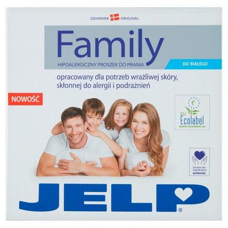JELP Family Hipoalergiczny proszek do prania do białego (32 prania) (2)