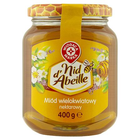 WIODĄCA MARKA Miód pszczeli wielokwiatowy nektarowy (1)