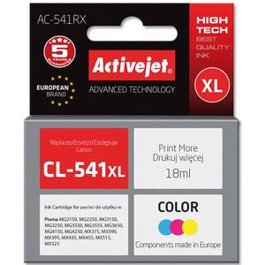 ACTIVEJET AC-541RX Tusz do drukarki Canon zastępuje tusz Canon CL-541XL kolorowy (1)