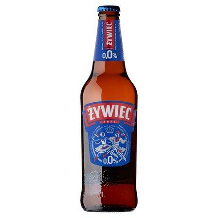 ŻYWIEC Piwo jasne bezalkoholowe (1)