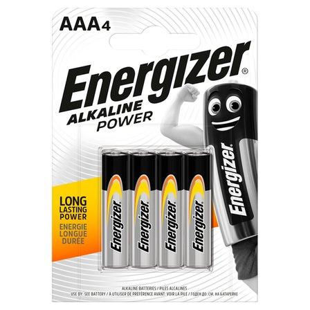 ENERGIZER Alkaline Power AAA-LR03 1,5V Baterie alkaliczne (2)