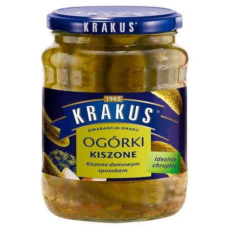 KRAKUS Kiszone ogórki (1)