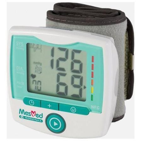 MESMED Ciśnieniomierz nadgarstkowy MM245 NFC Erinte (3)