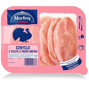 MORLINY Sznycle z fileta z piersi indyka (1)
