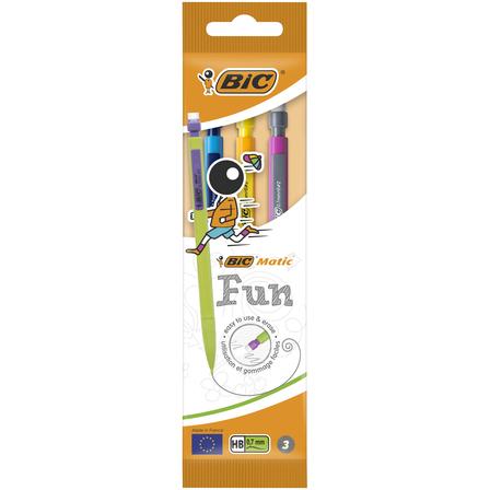 BIC Matic Fun Ołówek z gumką HB (1)