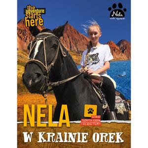 NELA Nela w krainie orek (okładka twarda) (1)