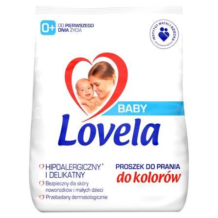 LOVELA Baby Hipoalergiczny proszek do prania do kolorów (13 prań) (1)