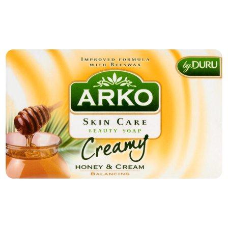 ARKO Skin Care Miód i krem Równoważące mydło kosmetyczne (1)