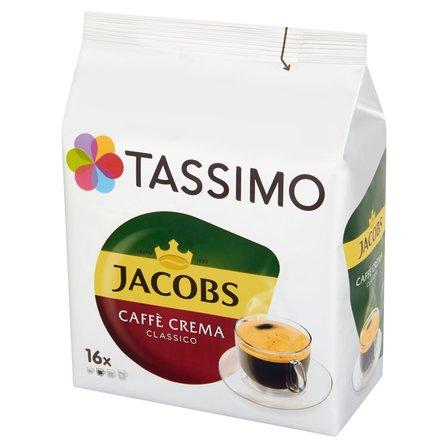 TASSIMO Jacobs Caffè Crema Classico Kawa mielona (16 kaps.) (1)