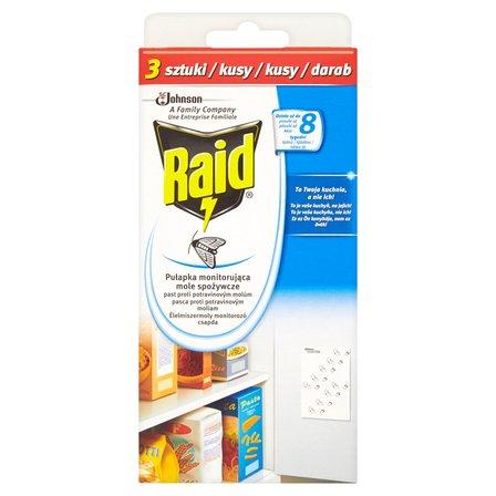 RAID Pułapka monitorująca mole spożywcze (1)