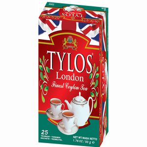 TYLOS London Herbata czarna (25 tb.) (1)