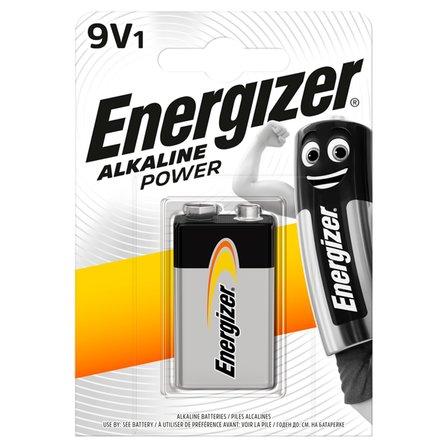 ENERGIZER Alkaline Power 6LR61 9V-9B Bateria alkaiczna (2)