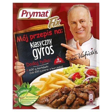 PRYMAT Fix Mój przepis na: klasyczny gyros (1)