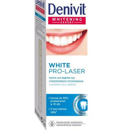 DENIVIT Pro-Laser White Pasta do codziennego użytku (1)