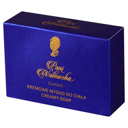 PANI WALEWSKA Classic Kremowe mydło do ciała (1)