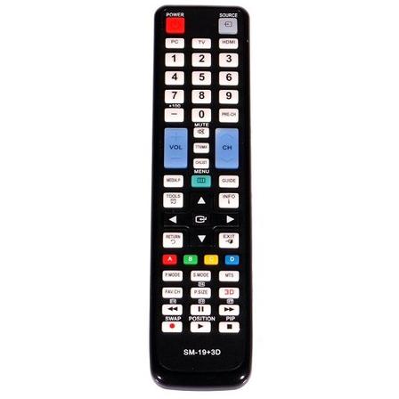 LIBOX Pilot uniwersalny do TV Samsung SM-19+3D LB0138 (1)