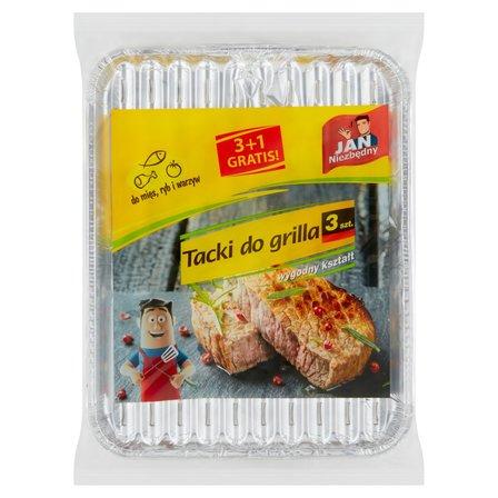 JAN NIEZBĘDNY Tacki do grilla (1)