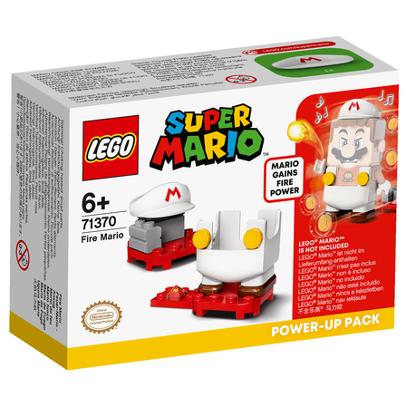 LEGO Super Mario Ognisty Mario - dodatek 71370 (6+) (1)