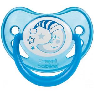 CANPOL BABIES Smoczek silikonowy świecący 18m+ (4)