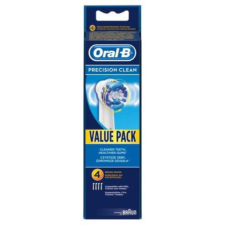 ORAL-B Precision Clean Końcówki do Szczoteczek Elektrycznych (3)