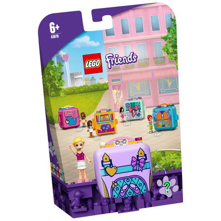 LEGO Friends Baletowa kostka Stephanie 41670 (6+) (1)