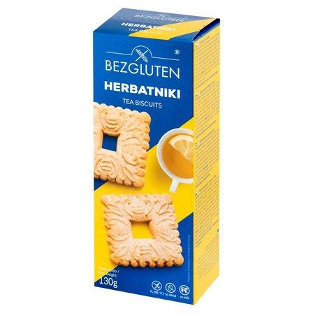 BEZGLUTEN Tea biscuits Herbatniki bezglutenowe (1)