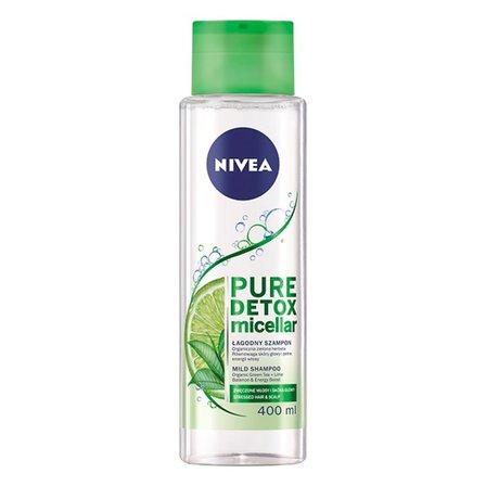 NIVEA Pure Detox Micellar Szampon (1)