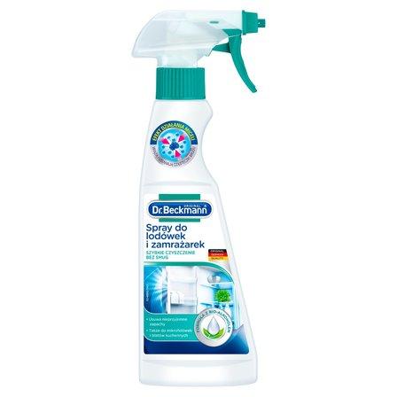 DR. BECKMANN Spray do lodówek z bio-alkoholem (2)