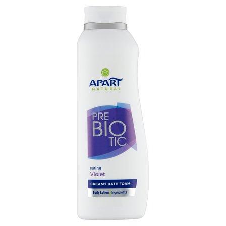 APART Natural Prebiotic Violet Nawilżający płyn do kąpieli (1)