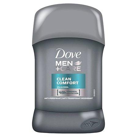 DOVE Men +Care Clean Comfort 48h Antyperspirant w sztyfcie (1)