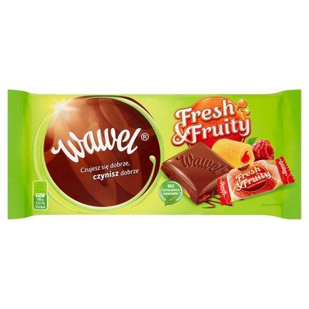 WAWEL Fresh & Fruity Czekolada mleczna z galaretką (1)