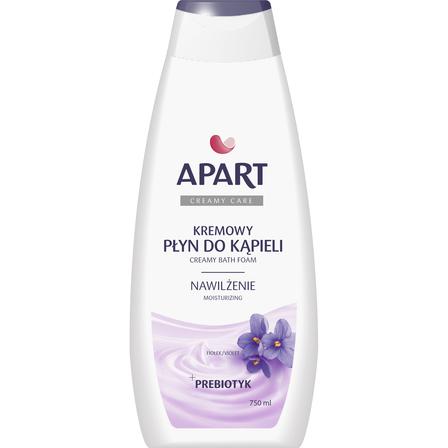 APART Kremowy płyn do kąpieli Fiołek + prebiotyk (1)