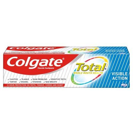 COLGATE Total Widoczne Działanie Pasta do zębów (2)
