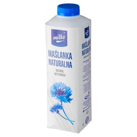 MILKO Maślanka naturalna (1)