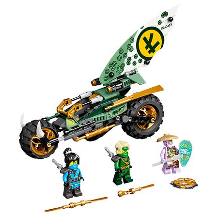 LEGO Ninjago Dżunglowy chopper Lloyda 71745 (7+) (2)