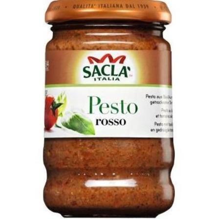 SACLA Italia Pesto Rosso Sos z suszonymi pomidorami i bazylią (1)