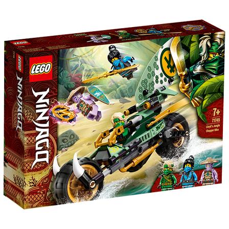 LEGO Ninjago Dżunglowy chopper Lloyda 71745 (7+) (1)