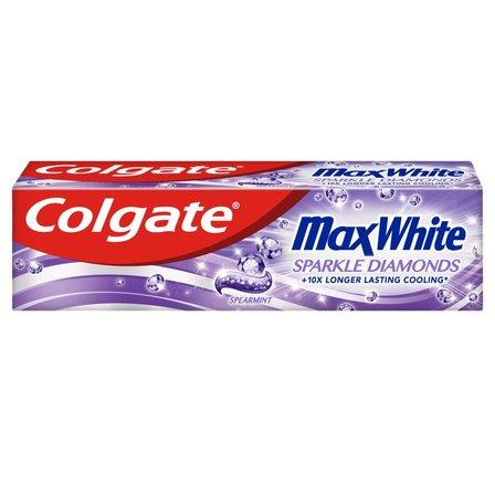 COLGATE Max White Sparkle Diamonds wybielająca pasta do zębów (2)